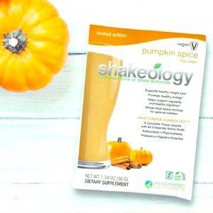 Beachbody Other - Shakeology pumpkin (2 pack)